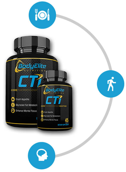 Body Elite Nutrition CTI Product Bottle